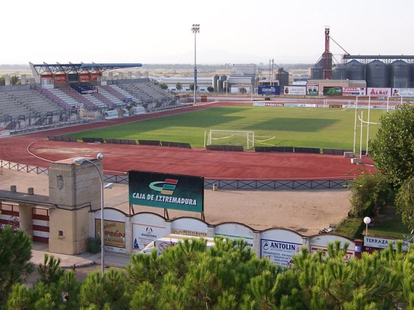 Estadio Vicente Sanz, Don Benito